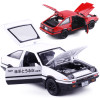 Initial D AE36 Toy Model