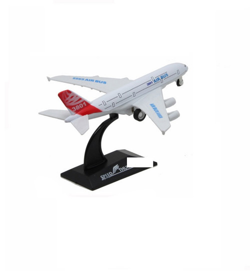 Airbus A380 Toy Model