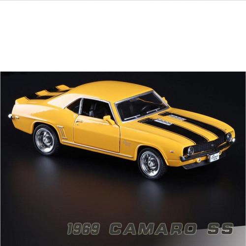 Chevrolet Camaro Toy Model
