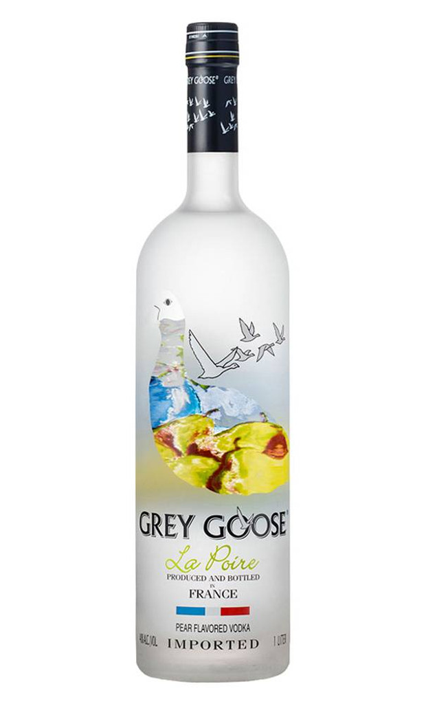Grey Goose La Poire French Vodka 1 Litre