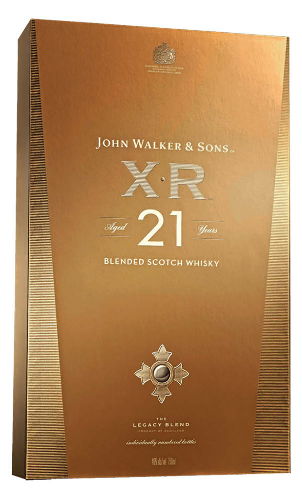 Johnnie Walker XR 21YO Scotch Whisky 750ml