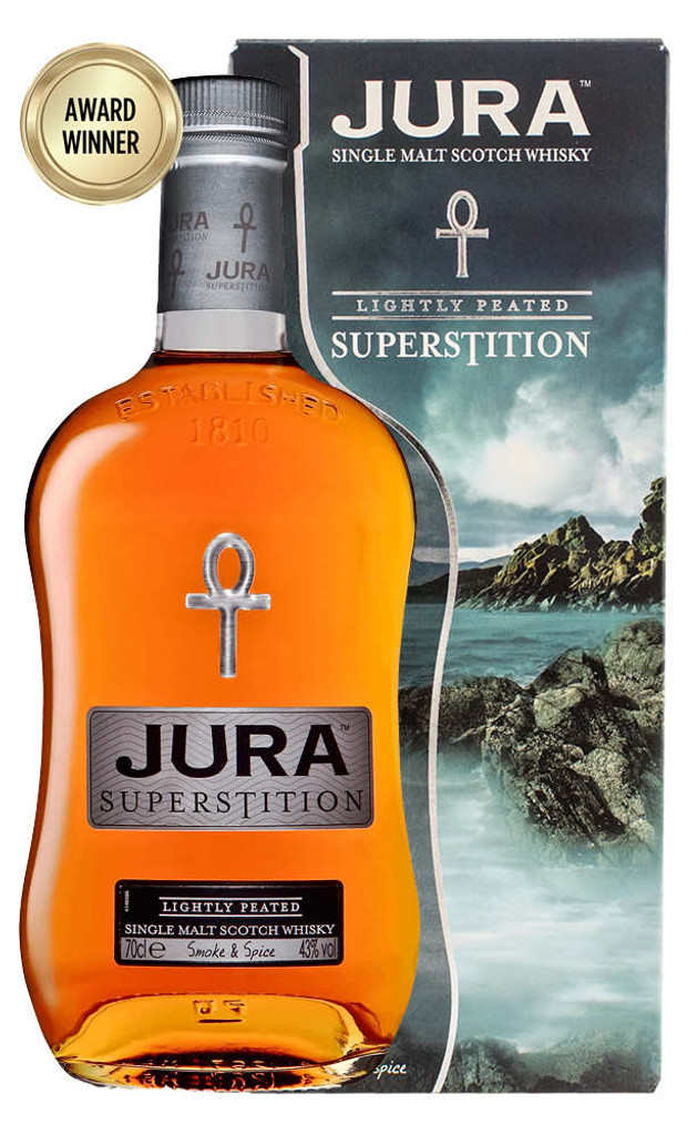 Jura Superstition Single Malt Scotch Whisky 700ml