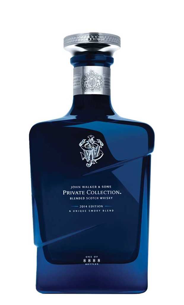 John Walker & Sons 2014 Private Collection Scotch Whisky 700ml