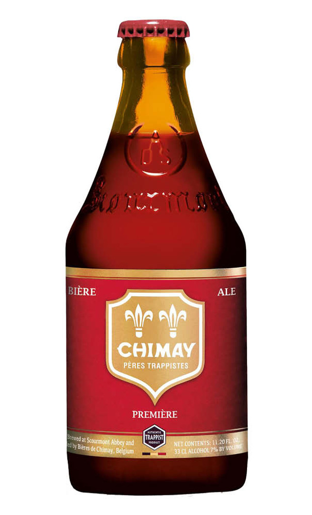 Chimay Red Trappist Beer 12x330ml