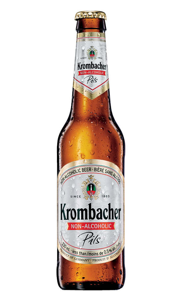 Krombacher Alcohol Free Beer Pils 330ml