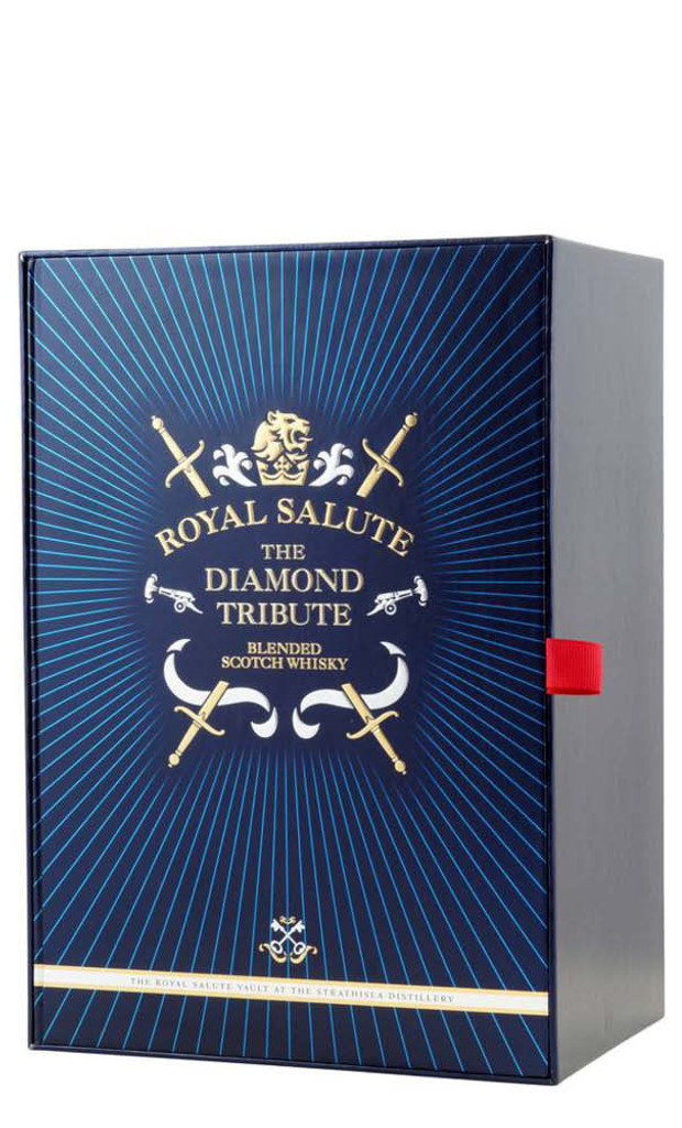 Chivas Royal Salute Diamond Tribute Scotch Whisky 700ml