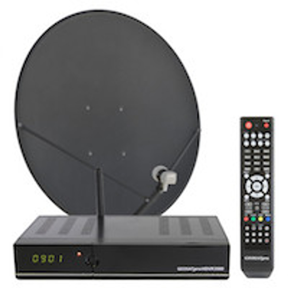 GLORYSTAR 4 ROOM HDVR3500 SYSTEM - HD4