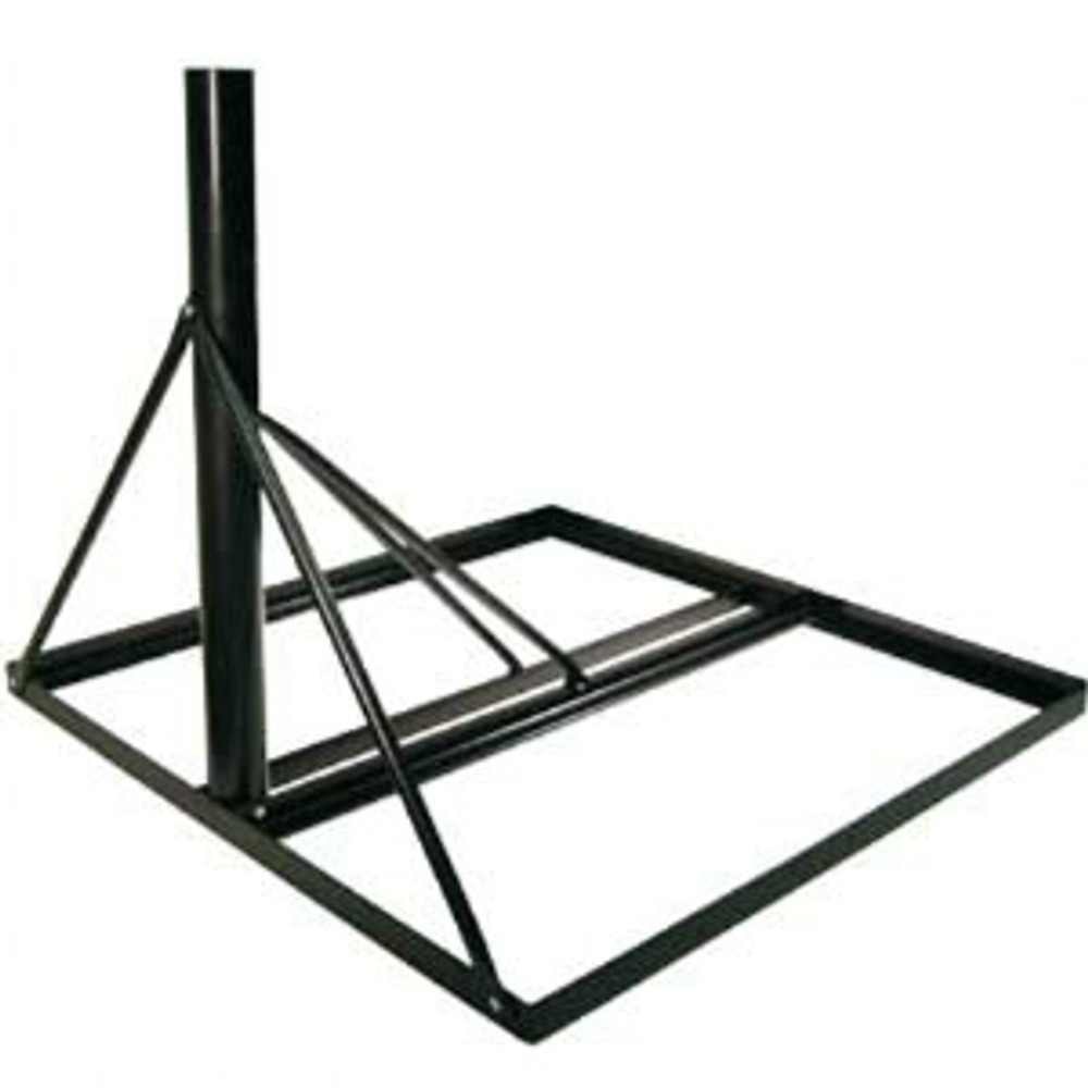 NON PENETRATING MOUNT NPR4A INCLUDES 2 3/8 INCH OD POST