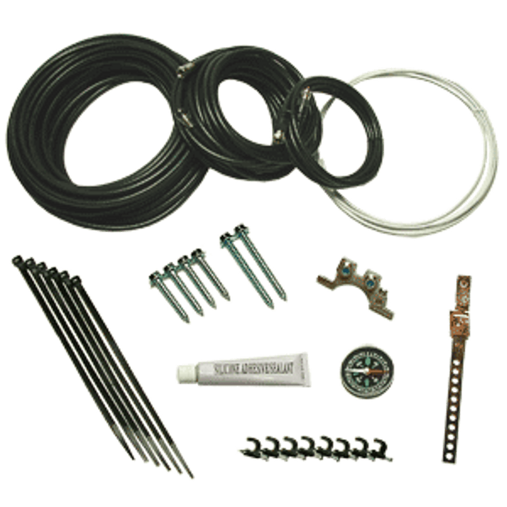 NSTALL PARTS - GEOSATPRO DELUXE SUPPLIES
