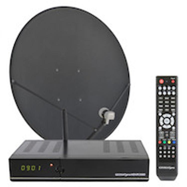 GLORYSTAR 4 ROOM HDVR3500 SYSTEM - HD4
