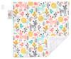 "Woodland Wonder Mini Baby Blanket (12"" x 12"")"