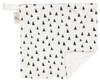 "Tiny Triangles Mini Blanket (12"" x 12"")"