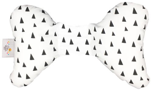 Tiny Triangles Baby Neck Pillow