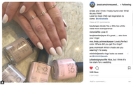 Meghan Markle's Stylist Jessica Mulroney Features Mini Mini Jewels Diamond and Gold Initial Rings on Instagram