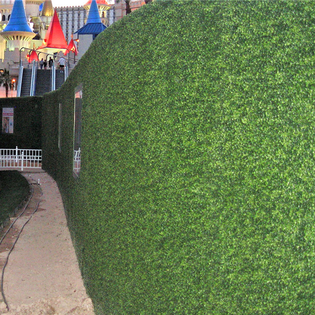 Green Walls for Theme Parks