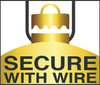Secure with Wire Technology!