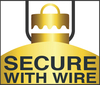 Secure with Wire