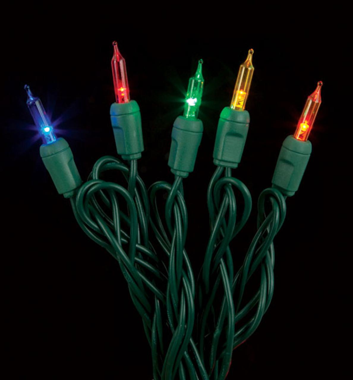 l 140410 multi colored mini led light strand