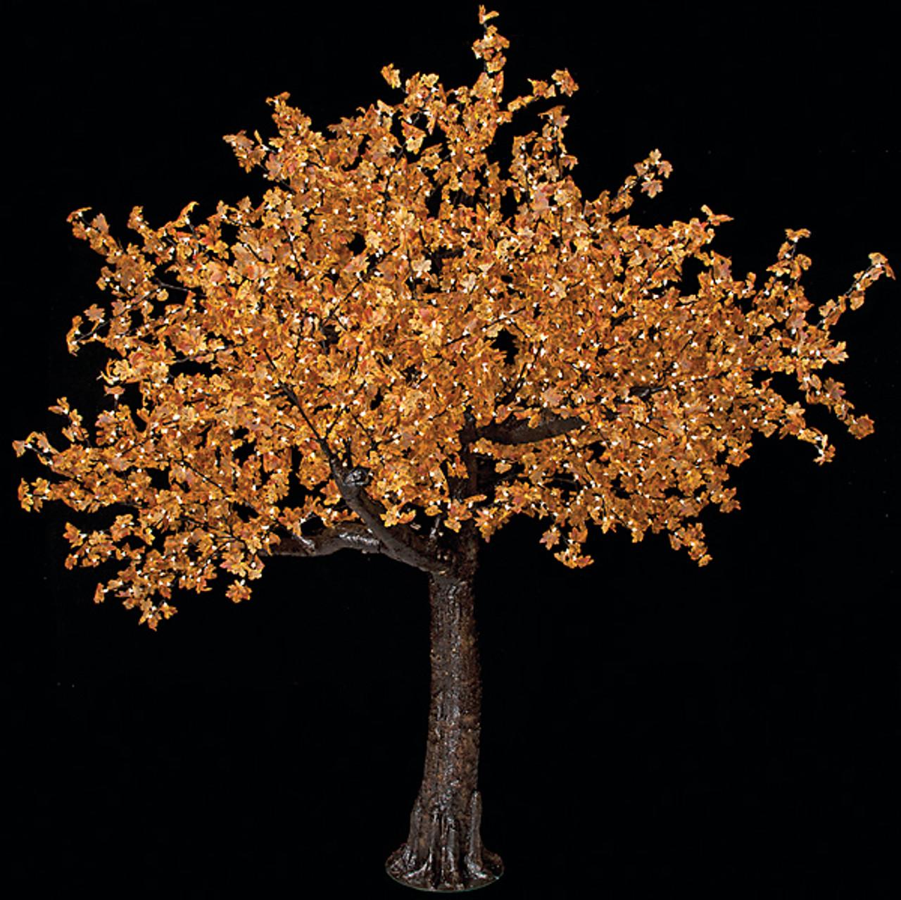 Beautiful Wholesale Artificial Maple Tree | Pre lit Faux Maple Tree Wholesale WG35