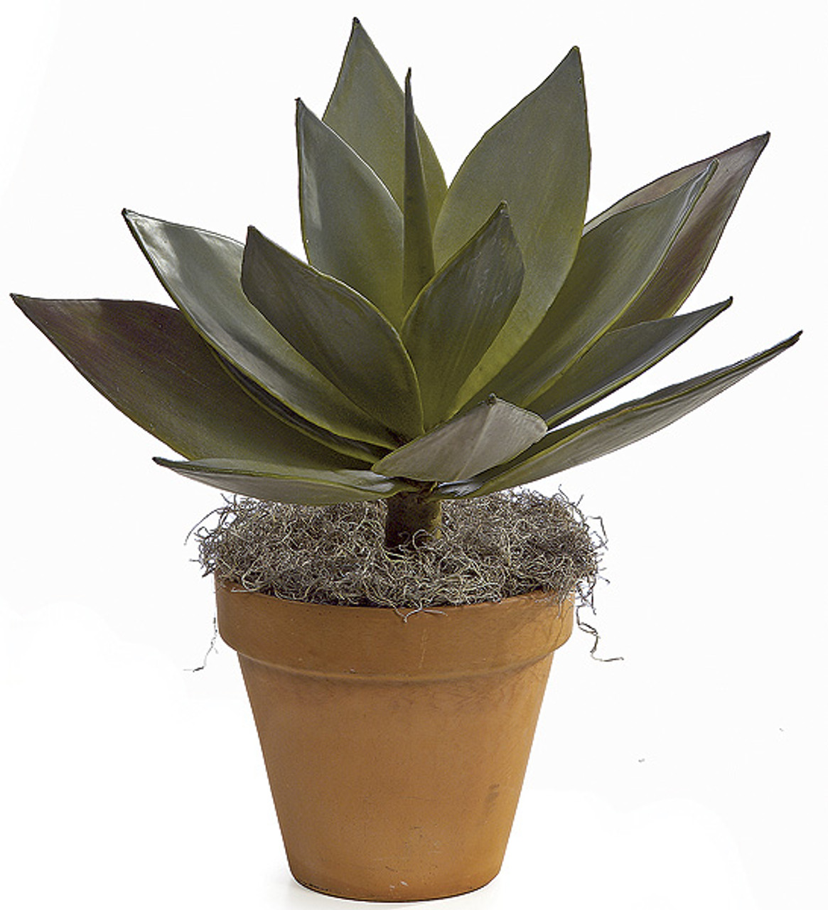 Lifelike artificial agave plant wholesale 23 agave plant in stock decorative 23 agave plant a classic favorite for business and office decor shop all commercial wholesale faux plants decor and more mightylinksfo
