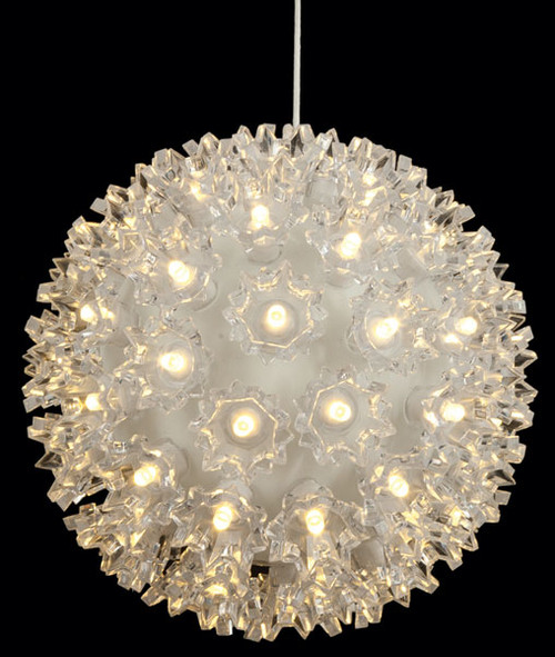 L-1402706 Inch Hanging Lighted Sphere
