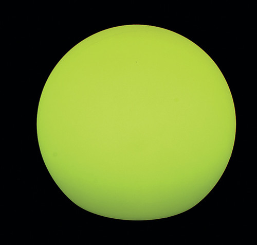 7 Inch Lighted Mood Globe Changes Colors with Remote Control Rechargeable Battery Green