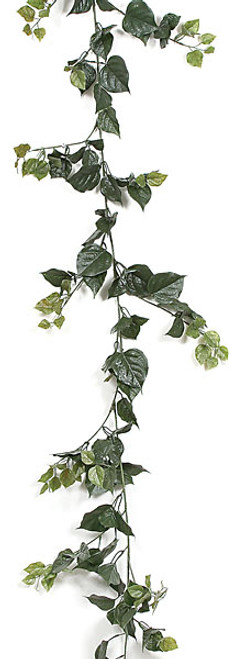 9.5 Foot Outdoor Bougainvillea Garland - No Flowers