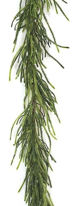 6 Foot Brunia Grass Garland