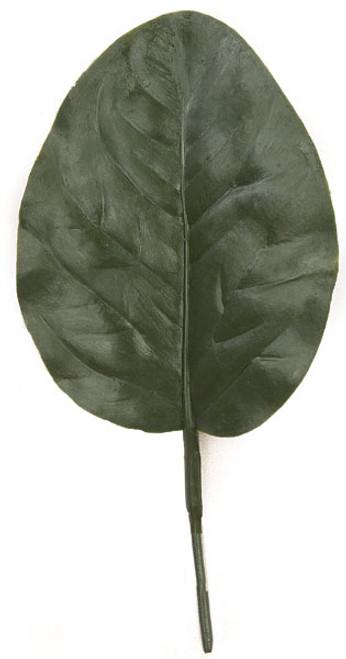 7.5 Inch Polyblend Extra Large Banyan Leaf