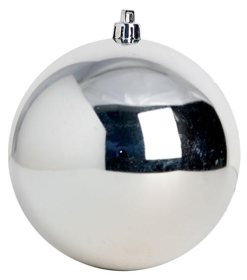 "J-1123024"" Silver Reflective Ball"
