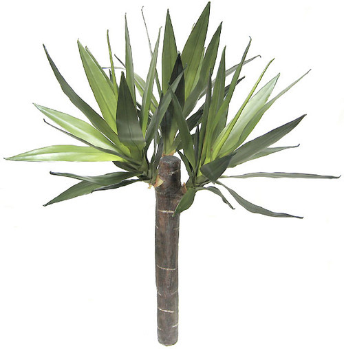 34 Inch Natural Touch Yucca Plant