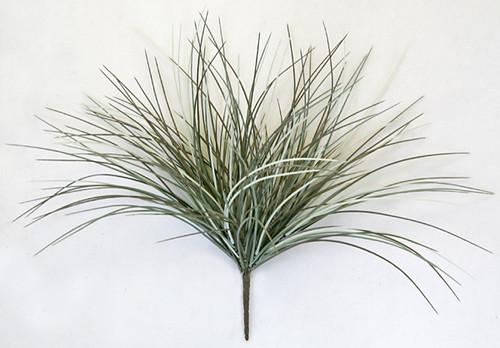 "A-140024 - Grey/Green/Sage19"" Plastic Onion Grass"