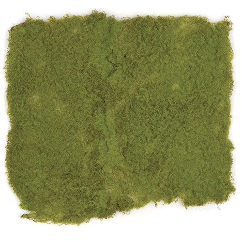 "A-135800 12"" x 12"" Moss Mat - Light Green"