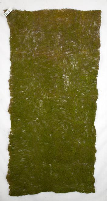 """A-135810 72"""" Length Artificial Moss Sheet - 36"""" Width"""