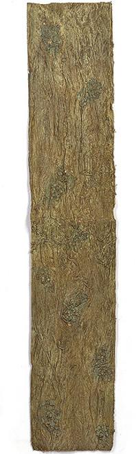 """A-5456 72"""" x 14"""" Artificial Birch Bark Sheet"""