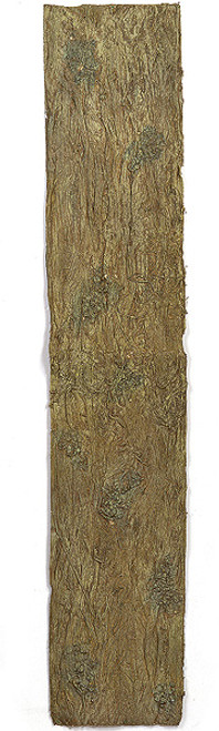 """A-5456 72"""" x 13"""" Artificial Birch Bark Sheet"""