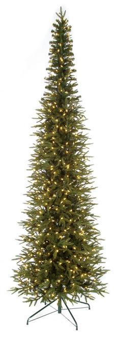 C-1601747.5' Nordman Fir Tree LED LightsPencil Size