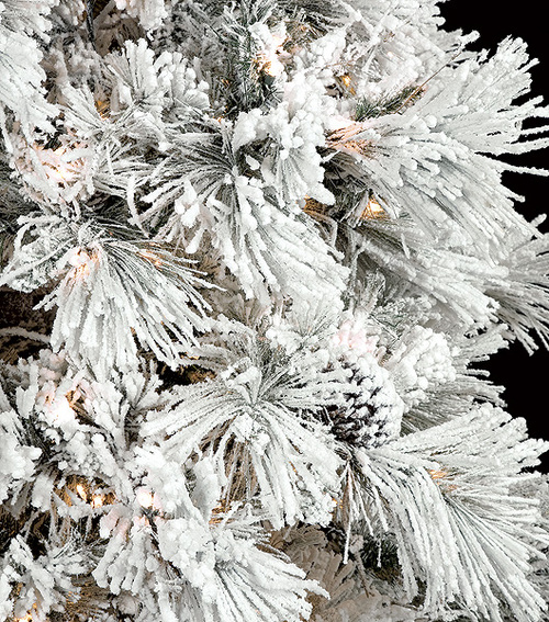 Artificial Long Needle Pine Trees | Slim Artificial ...