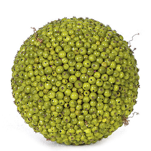 9 Inch Green Berry Ball
