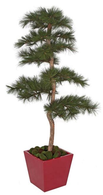 WR-150000 - Fire Retardant Foliage7' PVC Pine TreeCustom-Made