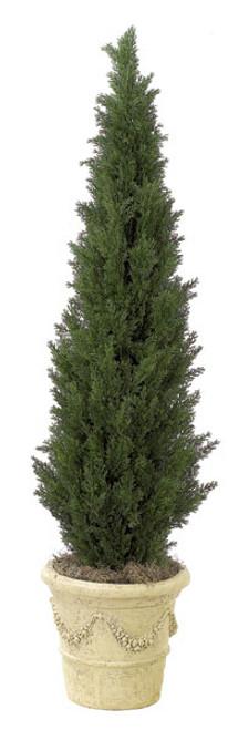 5 Foot or 6 Foot PE Mini Cedar Trees