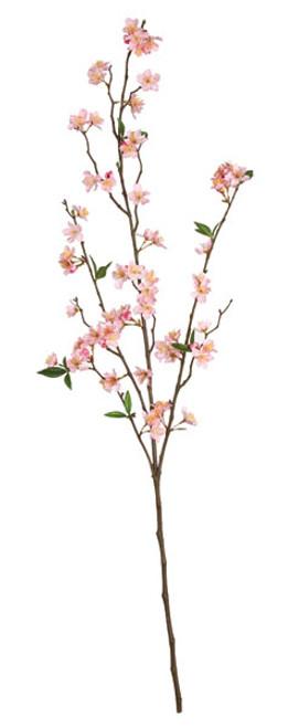 PR-150005 - Fire RetardantCherry Blossom Branch Pink Color