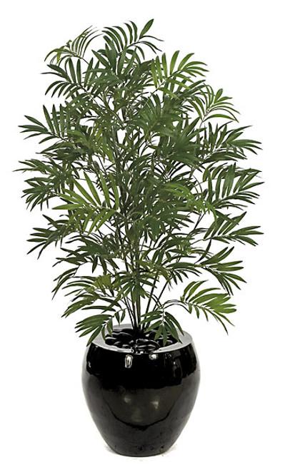 PR-86015 - Fire Retardant4.5' Areca Palm BushDecorative Pot Sold Separately