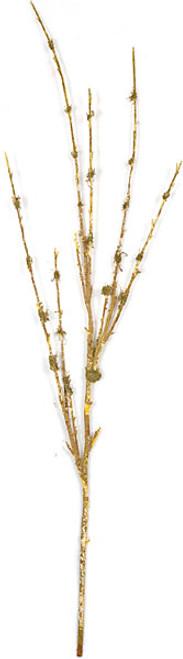 55 Inch Mossy Twig Branch