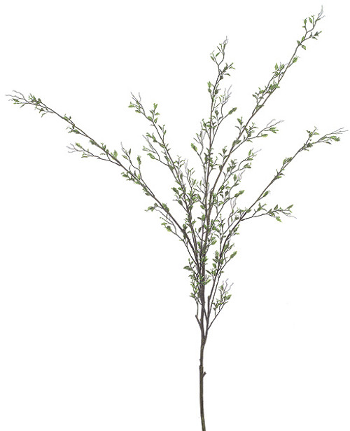 63 Inch Willow Spray with Leaves
