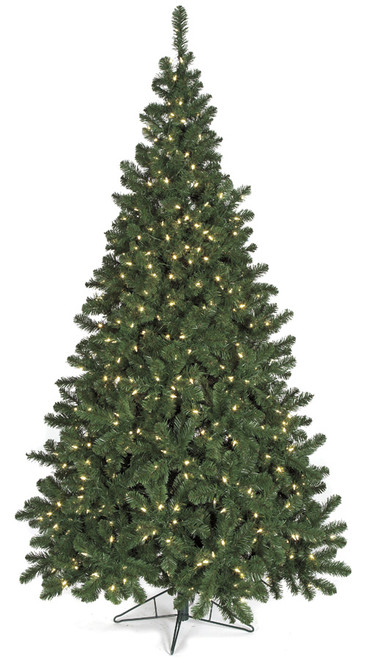 7.5' Winchester Pine Tree with LightsMedium Size