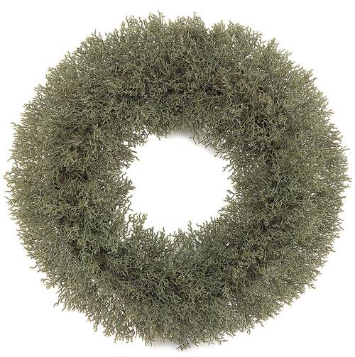 """A-400519"""" Moss Wreath BaseGreen"""