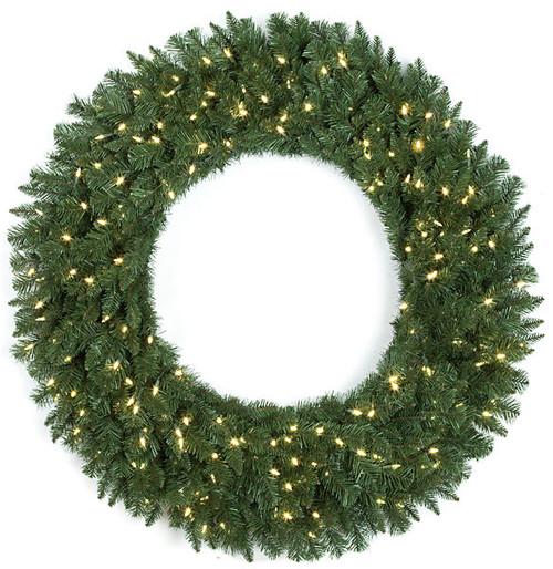"C-13048460"" Monroe Pine Wreath"
