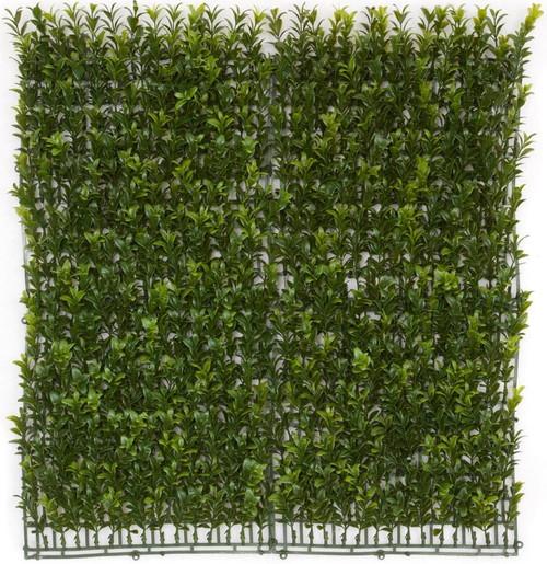 "20"" x 20"" Hanging Boxwood Wall Mat"