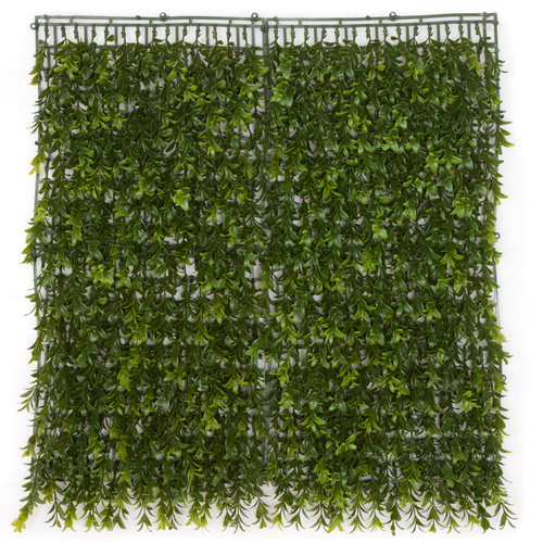 "20"" Hanging UV Boxwood Mat"